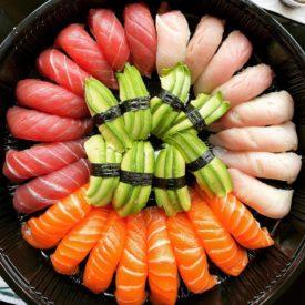 Sushi Catering, Sushi Platter