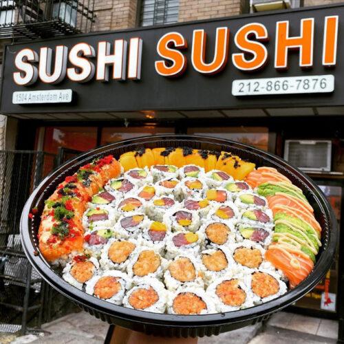 Sushi Sushi-1504 Amsterdam Ave-Sushi Delivery-Sushi Near Me