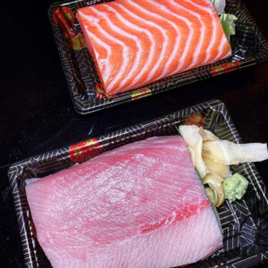 Sushi Sushi - Sushi Grade Hamachi - Sushi Grade Yellowtail