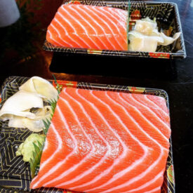 Sushi Sushi-Sushi Grade Salmon